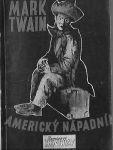 Americký nápadník - Mark Twain