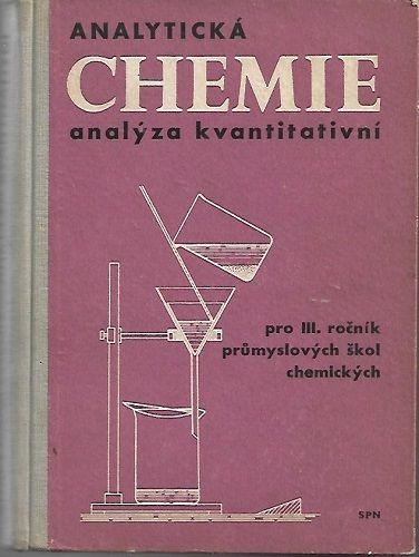 Analytická chemie - analýza kvantitativní - Šírová, Veselý