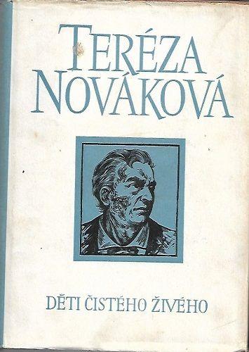 Děti čistého živého - Tereza Nováková