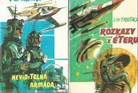 Kapitán Nemo 1, 2 a 3 - J. M. Troska