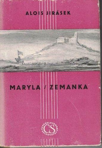 Maryla - Zemanka - A. Jirásek