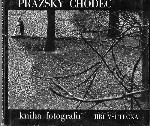 Pražský chodec - Jiří Všetečka
