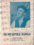 Tá myjavská kapela - Š. Hudák