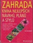Zahrada - kniha nejlepších návrhů, plánů a stylů - Tim Newbury