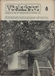 6 x Včelařství 1956