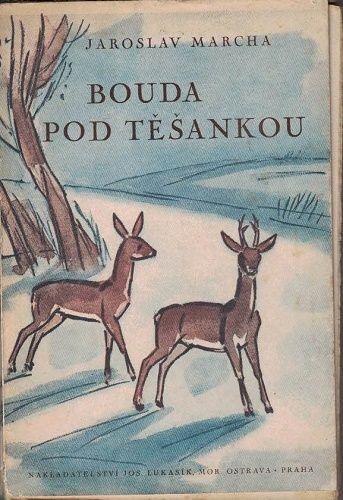 Bouda pod Těšankou - Jaroslav Marcha