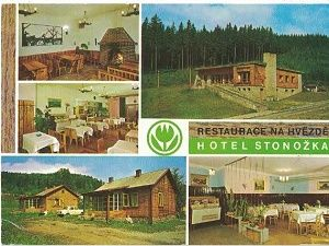 Restaurace na Hvězdě (Hvězda) a Hotel Stonožka (Ludvíkov)