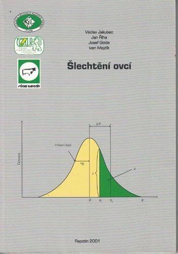 Šlechtění ovcí - kol. autorů