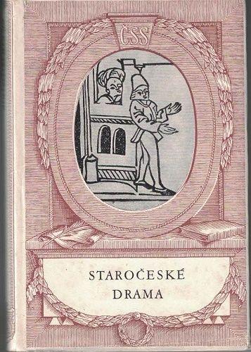 Staročeské drama - Josef Hrabák