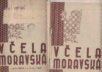 Včela moravská 1947 - čísla 1-2 a 11-12