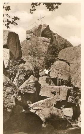 Hejnice, Ořešník - Jizerské hory