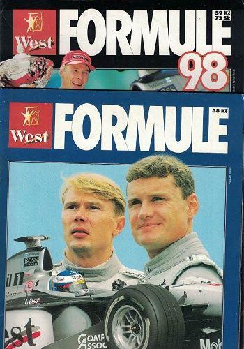 2 x mimořádné číslo Světa motorů - Formule 98