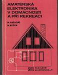 Amatérská elektronika v domácnosti a při rekreaci - Arendáš, Ručka