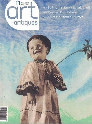 Art+antiques 2, 5, 7+8, 9, 10, 11 a 12+1/2015