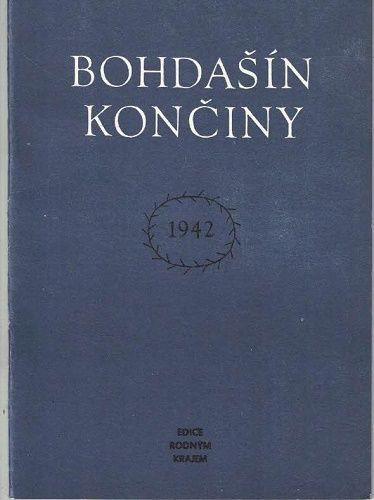 Bohdašín, Končiny 1942 - Červený Kostelec