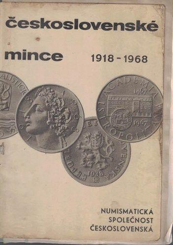Československé mince 1918 - 1968