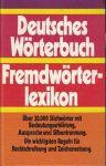 Deutsches Wörtenbuch