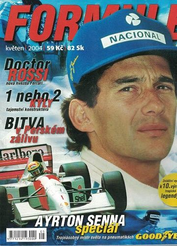 Formule - květen 2004