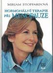 Hormonální terapie při menopauze - M. Stoppardová