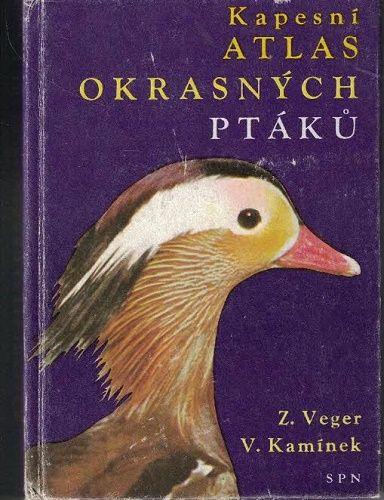Kapesní atlas okrasných ptáků - Veger, Kamínek