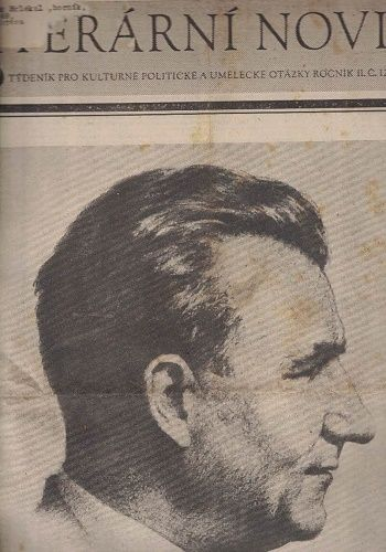 Literární noviny 21.3. 1953