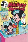 Mickey Mouse 8/1993 - Kačer Donald atd.