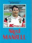 Nigel Mansell - P. Dufek