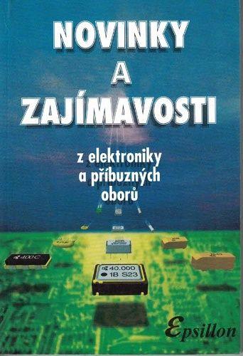 Novinky a zajímavosti z elektroniky a příbuzných oborů