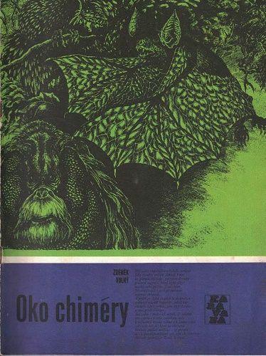Oko chiméry - Z. Volný