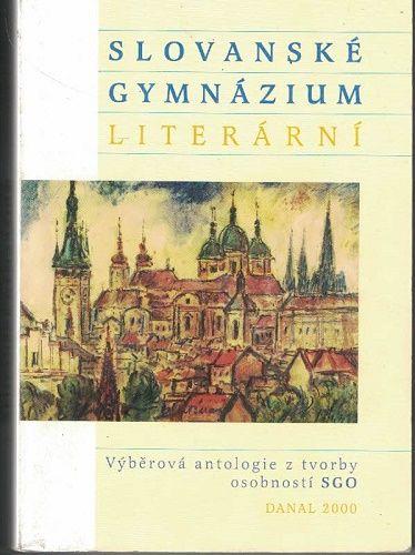 Slovanské gymnázium Olomouc literární