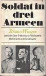 Soldat in drei armeen B.Winzer