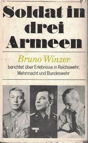 Soldat in drei armeen (Vojákem tří armád) - B.Winzer