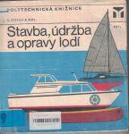 Stavba, údržba a opravy lodí - Z. Zizius a kol.