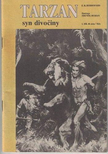Tarzan, syn divočiny - E. R. Burroughs