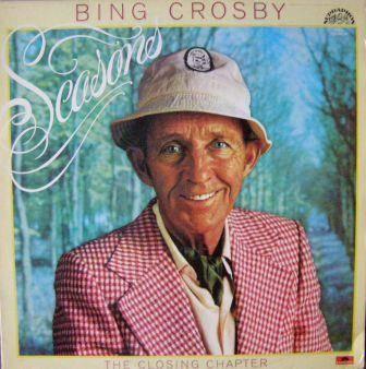 LP Bing Crosby - Seasons
