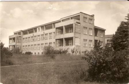 Havlíčkův Brod - nemocnice