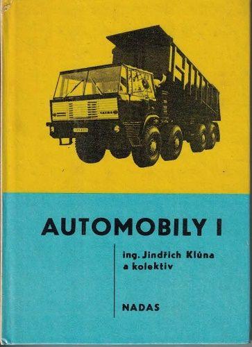 Automobily I. - Klůna a kol.
