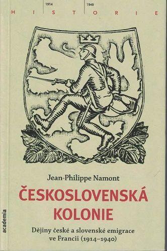 Československá kolonie - J-P. Namont