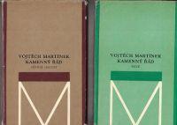 Kamenný řád I., II. a III. - V. Martínek