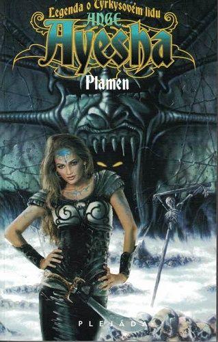 Legenda o Tyrkysovém lidu 2 - Plamen - A. Ayesha