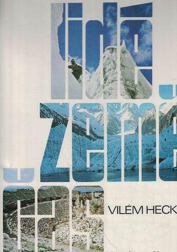 Lidé, země, čas - Vilém Heckel