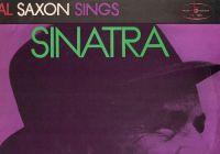 LP Sinatra - Al Saxon Sings