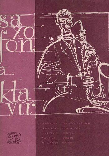 Saxofon a klavír