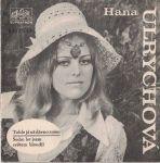 SP Hana Ulrychová - Tohle já už dávno znám, Sedm let jsem světem bloudil - P. Ulrych