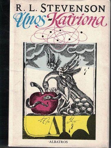 Únos - Katriona - R. L. Stevenson