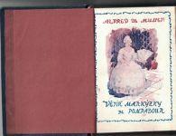 Vějíř markýzky de Pompadour - A. de Musset