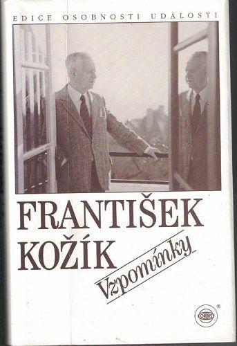 Vzpomínky - František Kožík