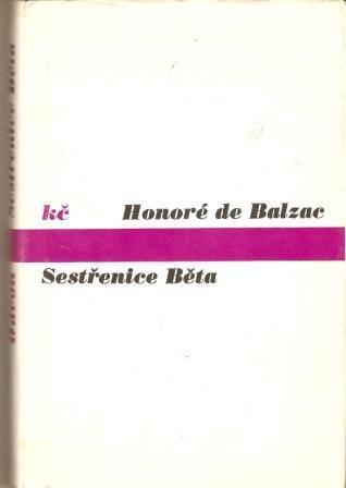 Sestřenice Běta - H. de Balzac