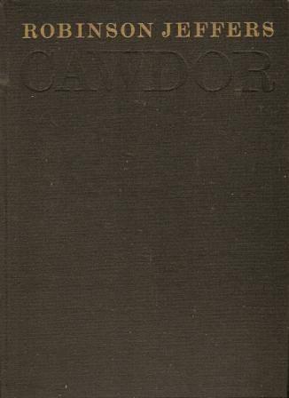 Cawdor - R. Jeffers, il. J. Liesler
