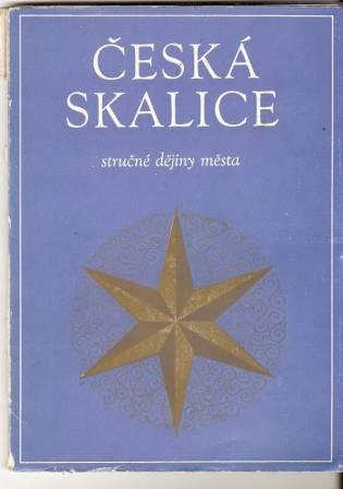 Česká Skalice - stručné dějiny města